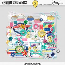 Spring Showers | Elements