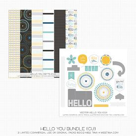 Bundle :: Hello You (CU)