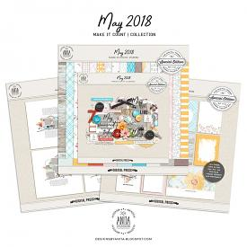 Make it Count: May 2018 | Collection