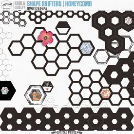 Shape Shifters | honeycomb