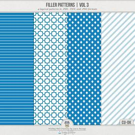 Filler Patterns Volume 3 (CU)