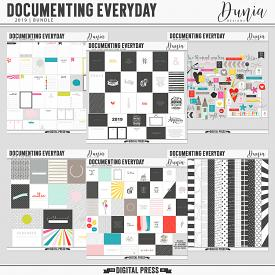 Documenting Everyday (2019) Bundle