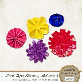 Duct Tape Flowers, Volume 2