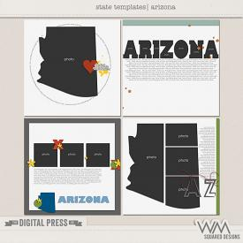State Templates:  Arizona