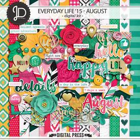Everyday Life '15 - August | Kit