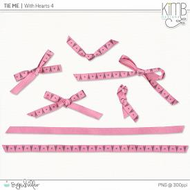 CU | Tie Me : With Hearts 4