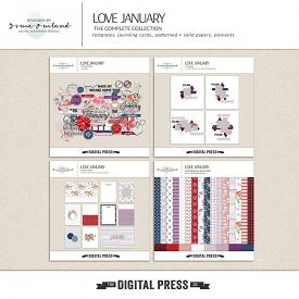 Love January - bundle
